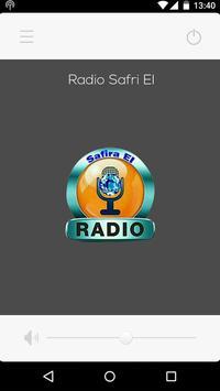 Rádio Safira Ei poster