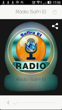 Rádio Safira Ei screenshot 1