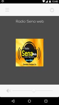 Radio sena web screenshot 2