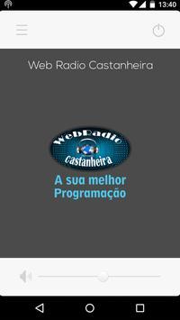 Web Rádio Castanheira poster