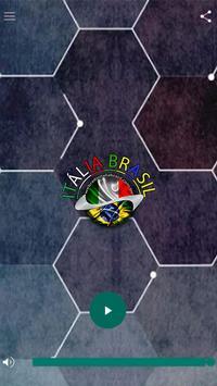 Web Radio Italia Brasil poster