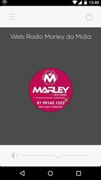 Web Rádio Marley da Mídia screenshot 1