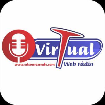 Virtual Web Rádio poster