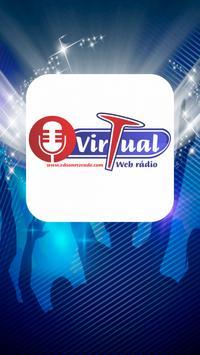 Virtual Web Rádio screenshot 1