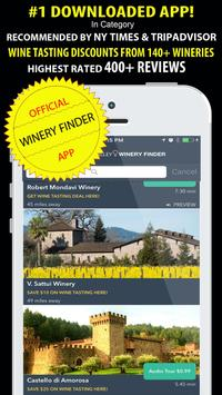 Napa Valley Winery Finder 截图 1
