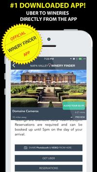 Napa Valley Winery Finder 截图 2