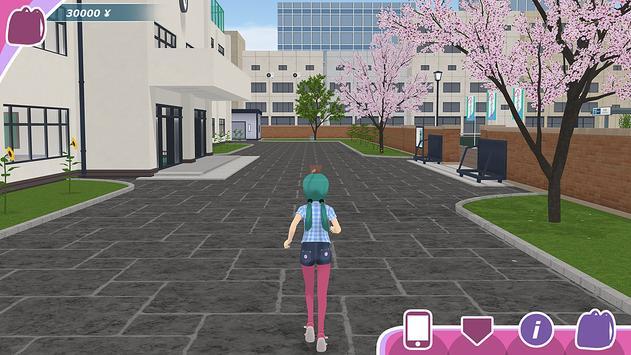Shoujo City 3D 海报