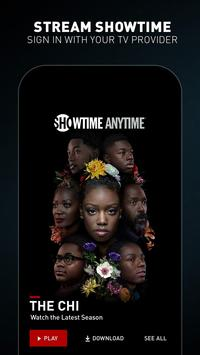 Showtime Anytime poster