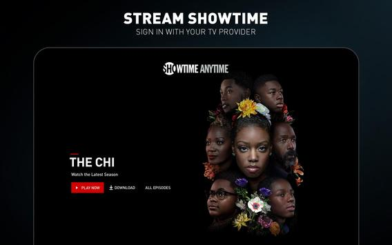 Showtime Anytime screenshot 5