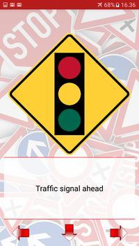 Trafic and road signs screenshot 12