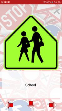 Trafic and road signs screenshot 4