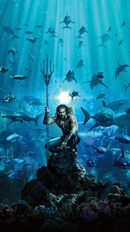 Aquaman Hd Wallpapers For Android Apk Download
