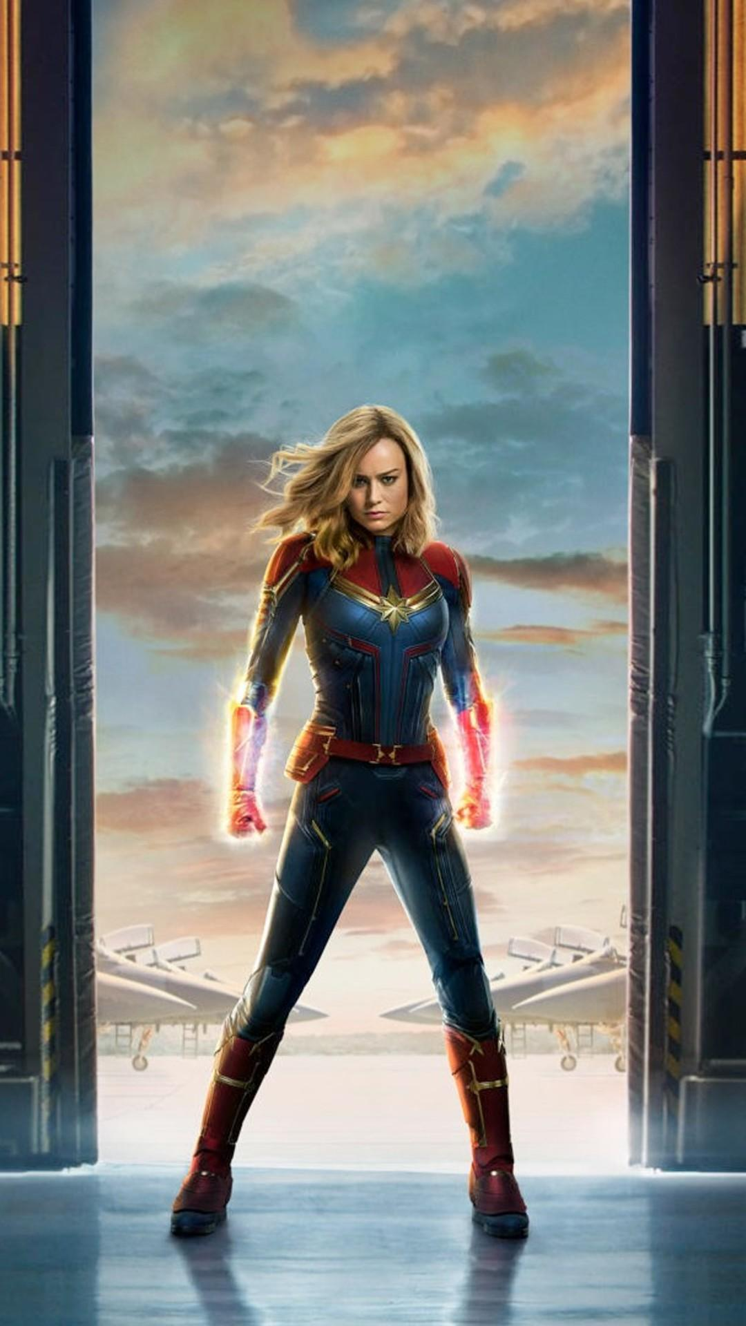Captain Marvel Hd Wallpapers For Android Apk Download