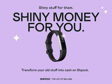 Poster Shpock