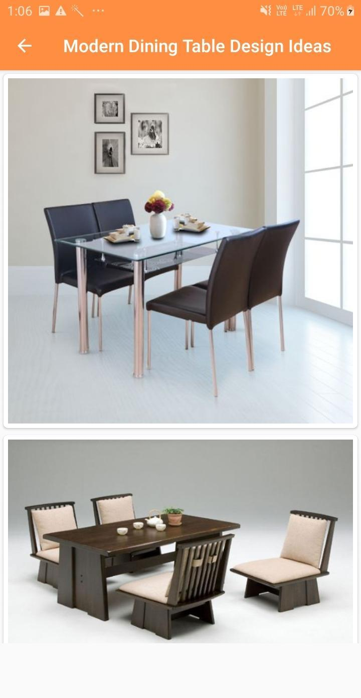 Modern Dining Table Design Ideas For Android Apk Download
