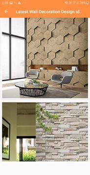 Latest Wall Decoration Design Ideas screenshot 6