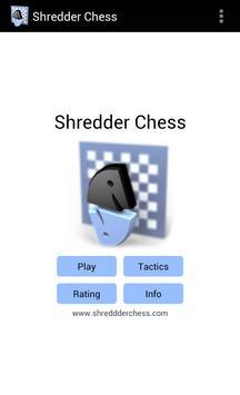 Shredder Chess screenshot 3