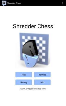 Shredder Chess screenshot 15