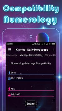 Kismet - Zodiac signs Daily Horoscope Astrology screenshot 1