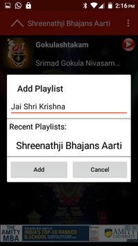 Shreenathji Bhajans Aarti screenshot 2
