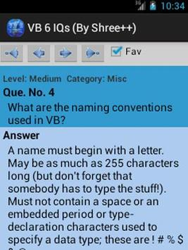 VB6 IQs (By Shree++) for Android - APK Download