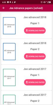 17 Years Jee papers (Solved & Unsolved) screenshot 3