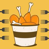 Chicken Roast icon
