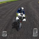 Motor Bike Drag Racing 3D - bike impossible drive APK Android
