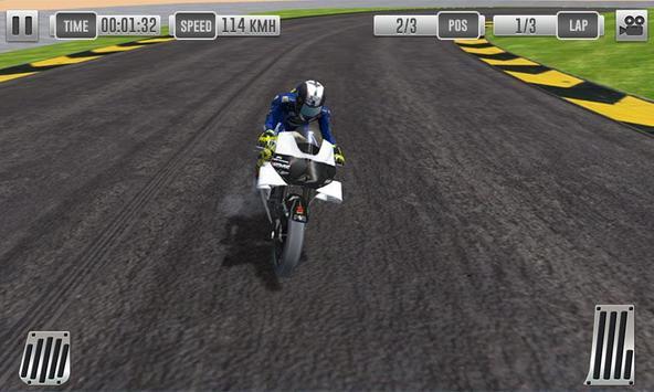 Motogp Bike Drag Racing 3D - bike impossible drive