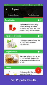 Home Remedies screenshot 3