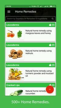Home Remedies screenshot 1