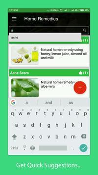 Home Remedies screenshot 2