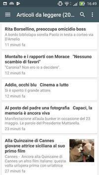Sicilia Notizie screenshot 1