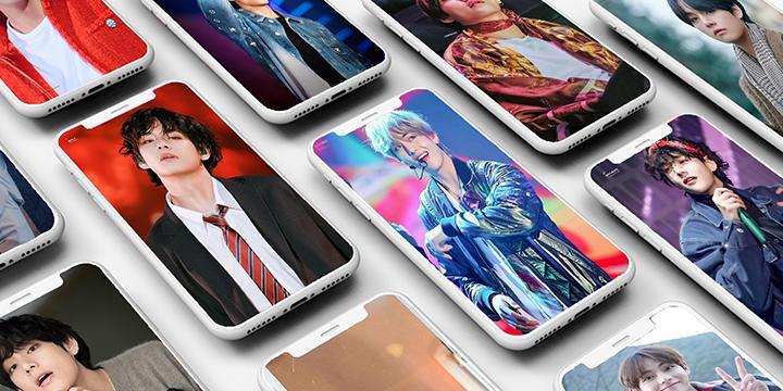 Bts V Kim Taehyung Wallpaper Hd Photos 2020 Para Android Apk Baixar