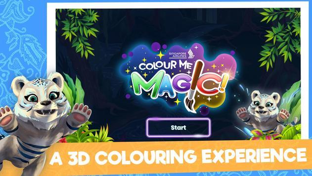 Colour Me Magic poster