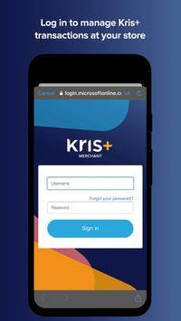 Kris+ Merchant SingaporeAir poster