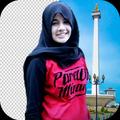 Ganti Background Photo