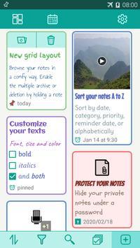 Note Manager Ekran Görüntüsü 1