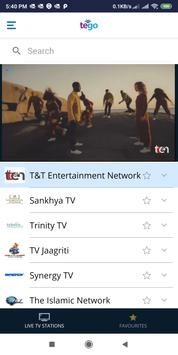 Tego TV poster