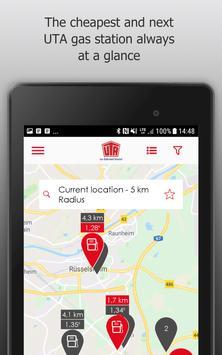 UTA Stationsfinder screenshot 10