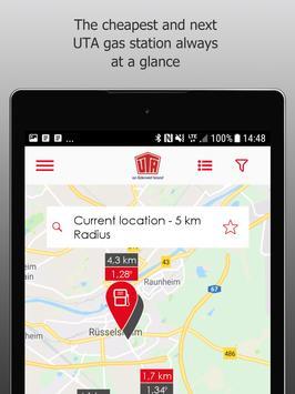 UTA Stationsfinder screenshot 5