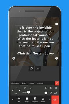 Quote Creator screenshot 3