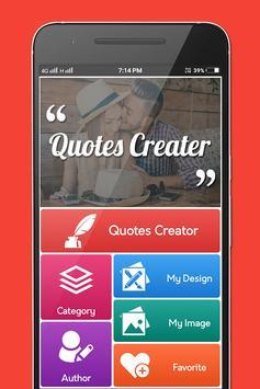 Quote Creator poster