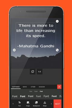 Quote Creator screenshot 4