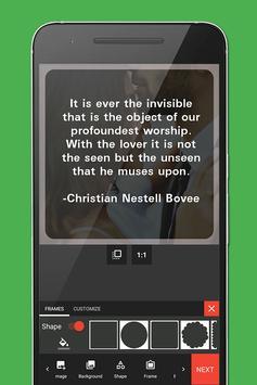 Quote Creator screenshot 6