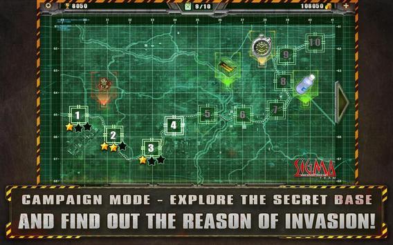 Alien Shooter Free screenshot 3