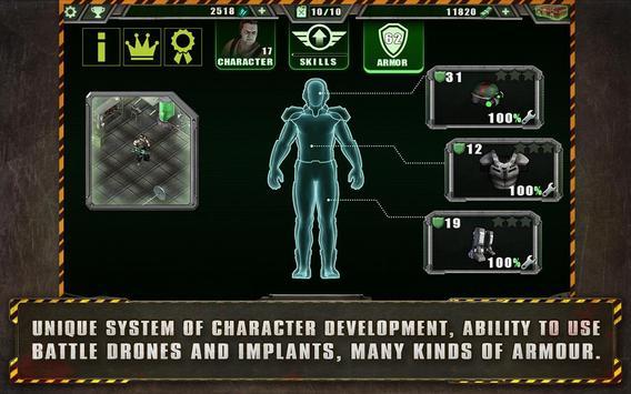 Alien Shooter Free screenshot 11