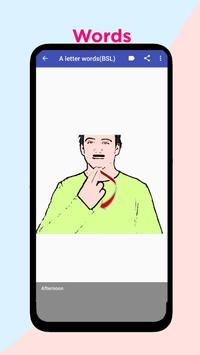 Sign Language for Beginners screenshot 2