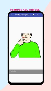 Sign Language for Beginners screenshot 3