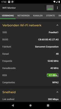 WiFi Monitor-poster